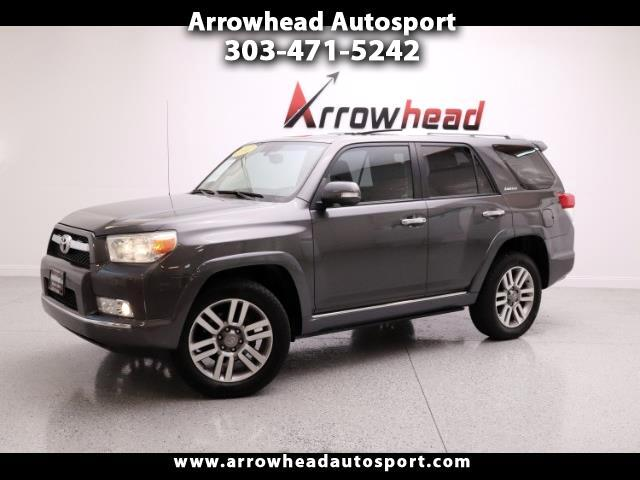 2012 Toyota 4Runner 4dr Limited V6 Auto 4WD (Natl)