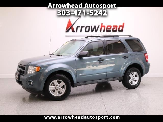 2011 Ford Escape Hybrid 4WD
