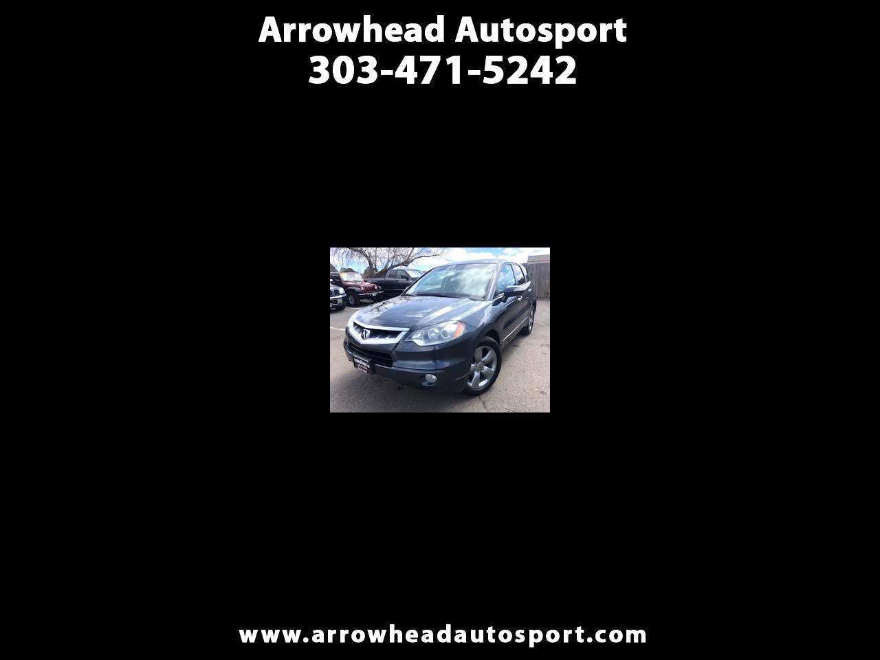 2007 Acura RDX AWD 4dr