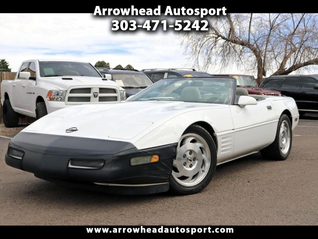 1994 Chevrolet Corvette 2dr Convertible
