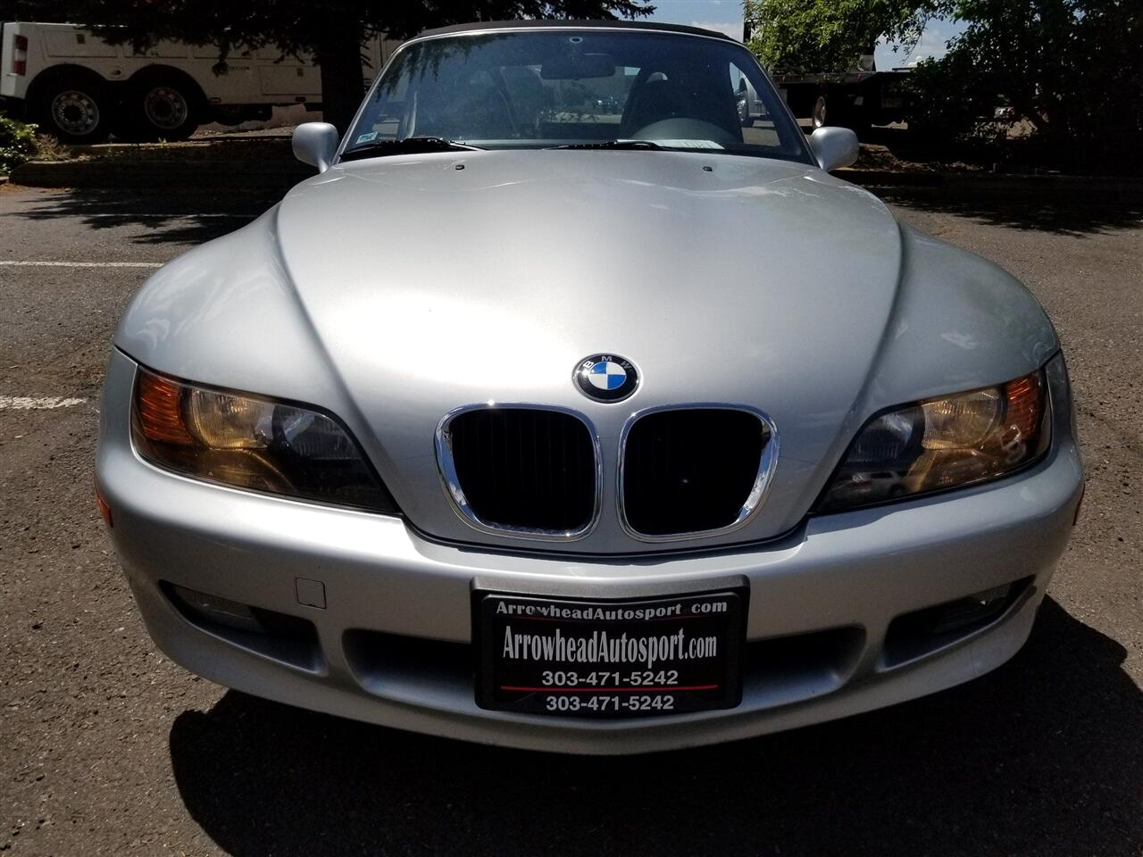 1997 BMW 3 Series Z3 2dr Roadster 1.9L