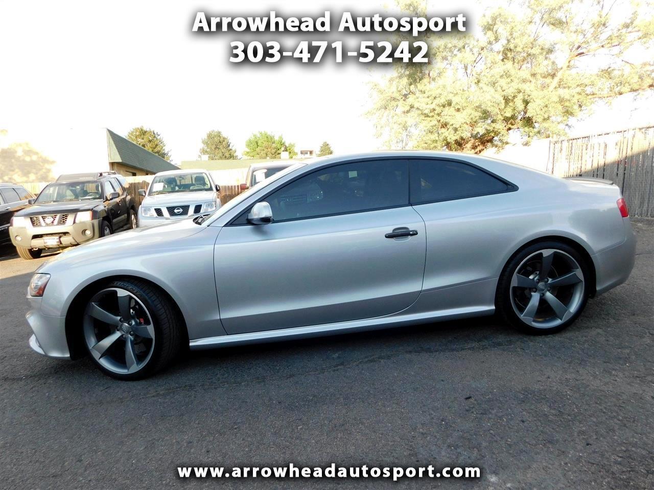 2013 Audi RS 5 2dr Cpe