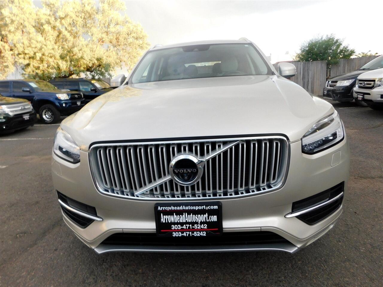 2016 Volvo XC90 AWD 4dr T6 Inscription