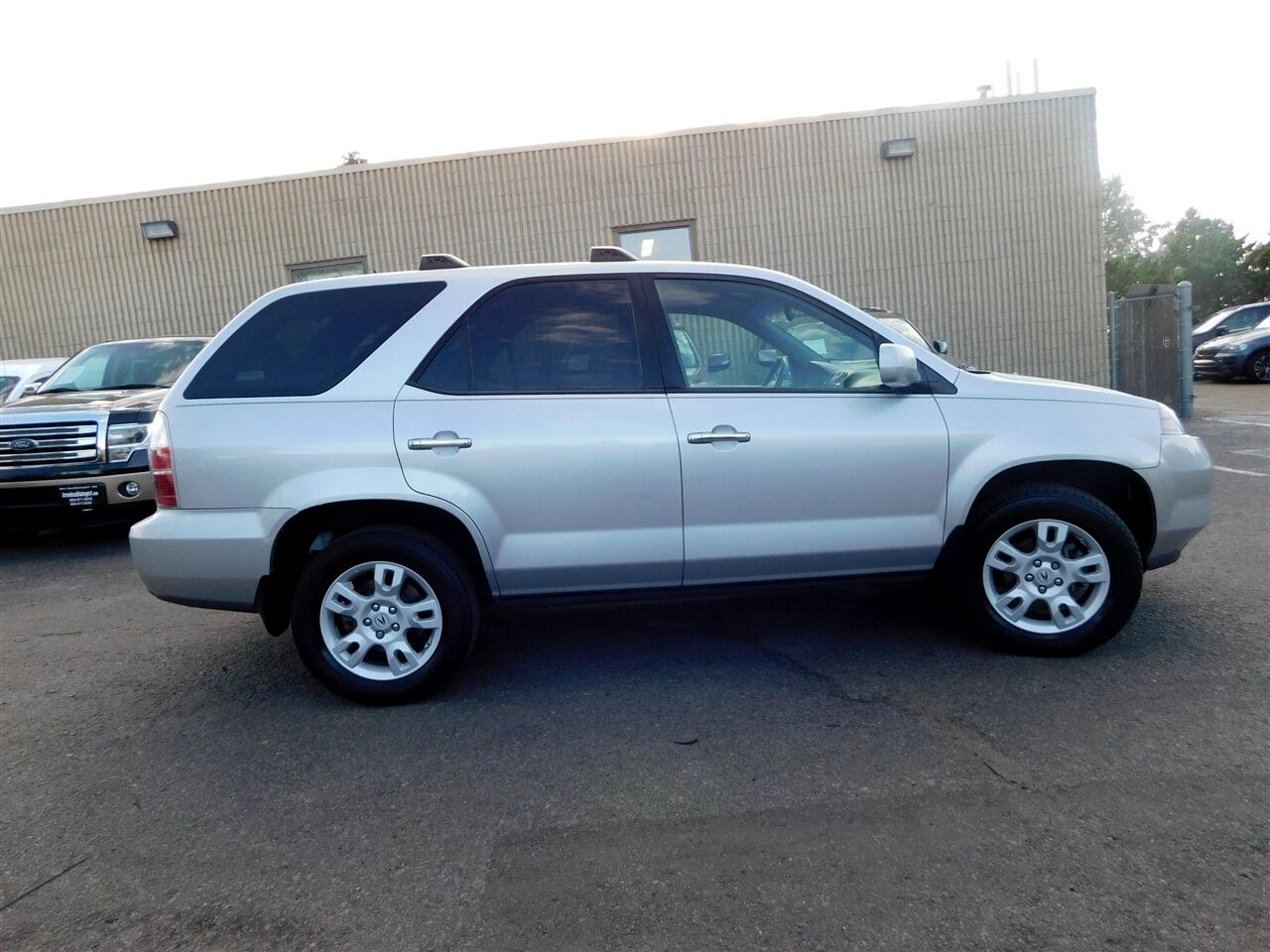 2006 Acura MDX 4dr SUV AT Touring RES w/Navi
