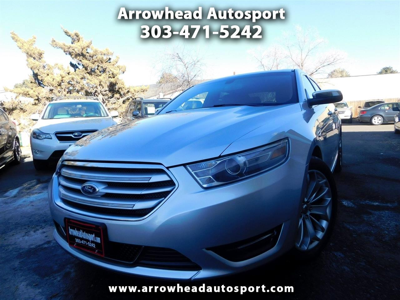 Ford Taurus 4dr Sdn Limited AWD 2014