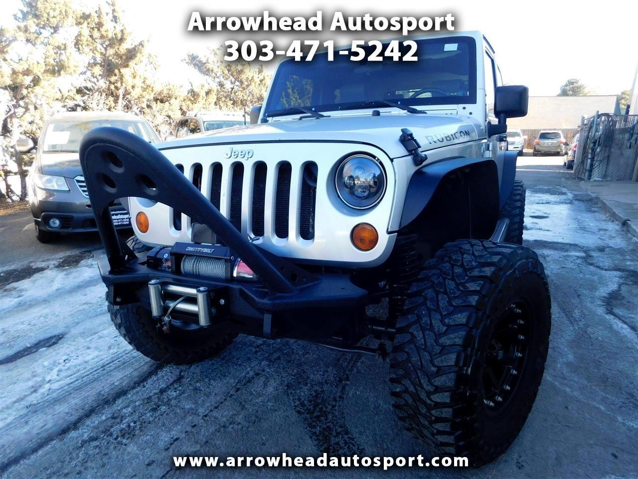 Jeep Wrangler 4WD 2dr X 2008