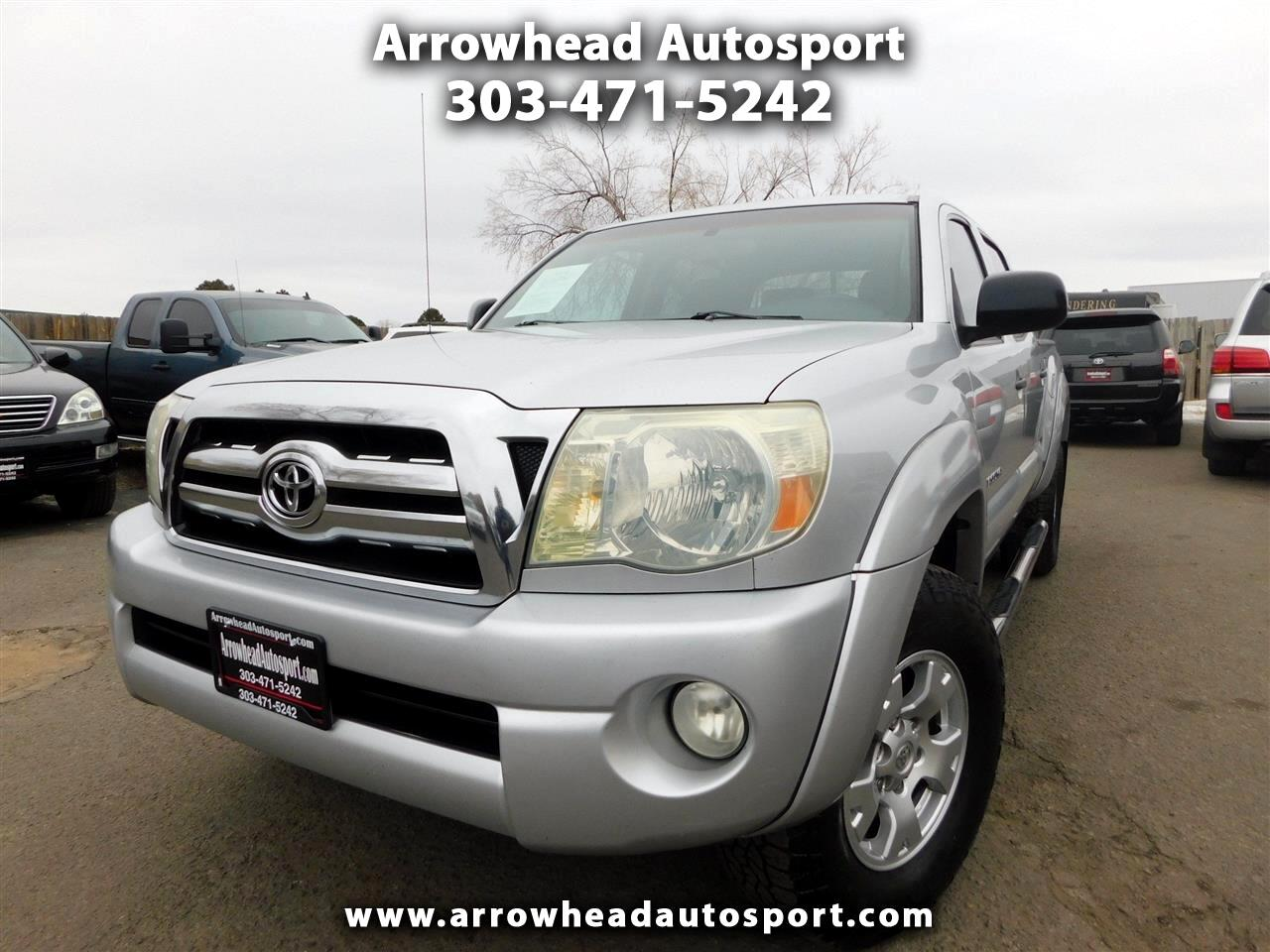 Toyota Tacoma 4WD Double Cab V6 AT TRD Off Road (Natl) 2006