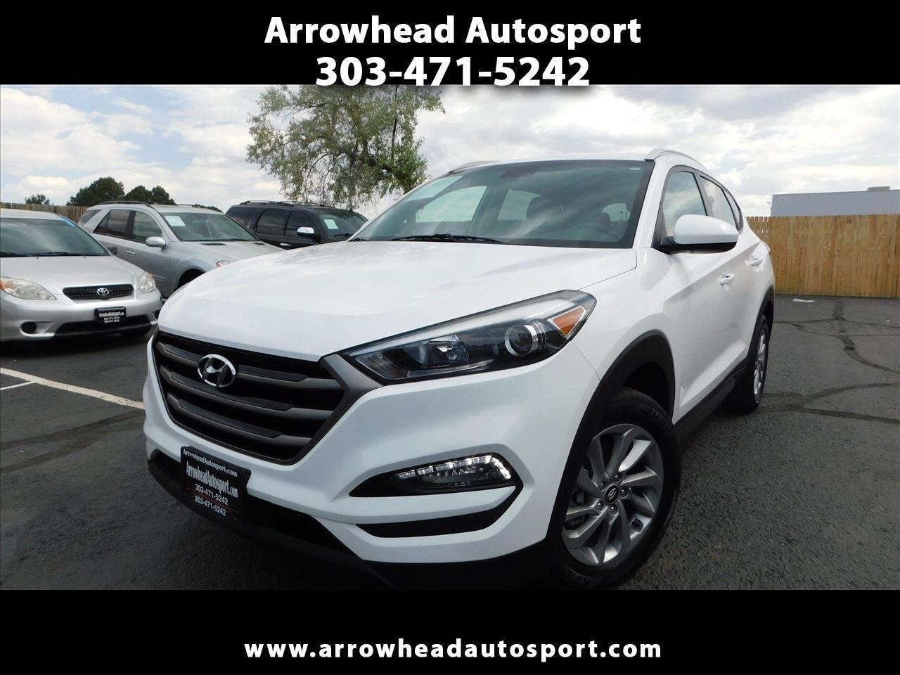 Hyundai Tucson FWD 4dr SE 2016