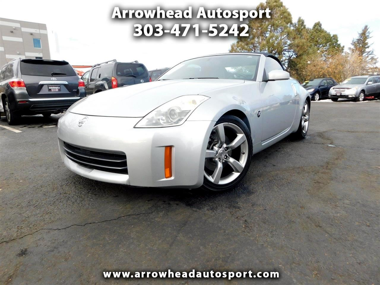 Nissan 350Z 2dr Roadster Touring Auto 2006