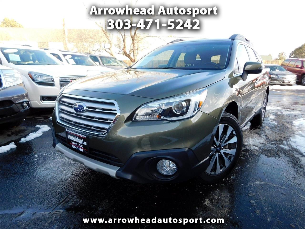 Used Subaru Outback Parker Co