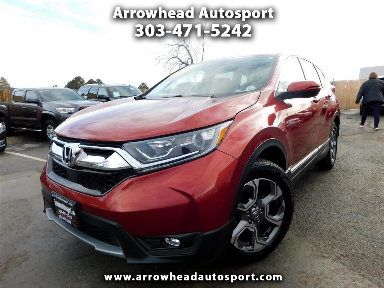 Honda CR-V EX AWD 2017