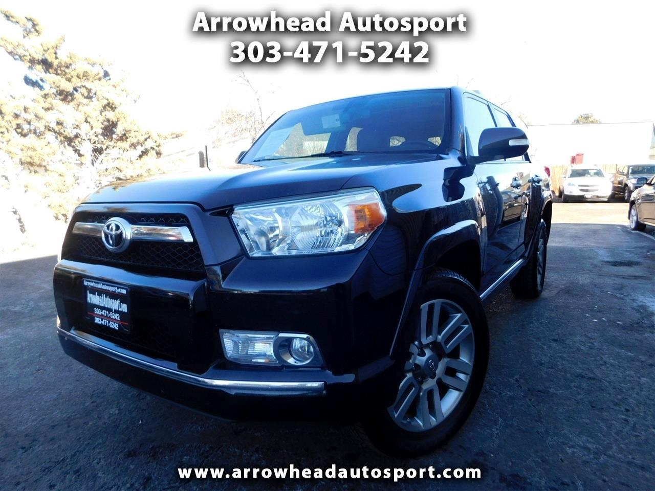 Toyota 4Runner Limited 4WD (Natl) 2012
