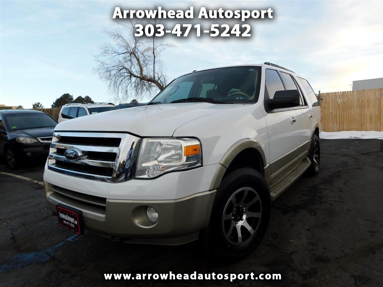 Ford Expedition 4WD 4dr Eddie Bauer 2009