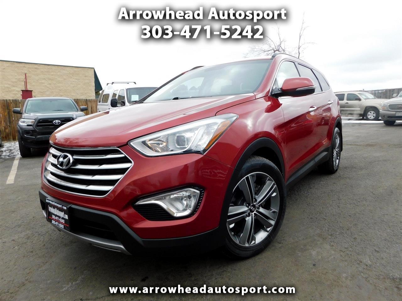 Hyundai Santa Fe AWD 4dr Limited 2015