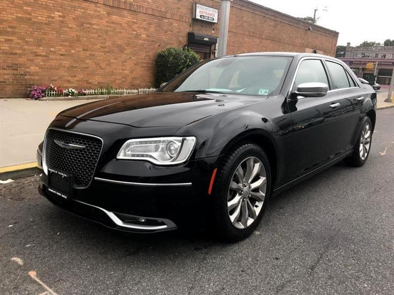2015 Chrysler 300 4dr Sdn 300C Platinum AWD