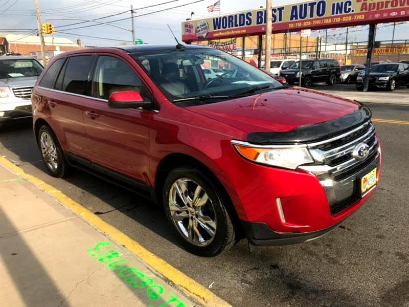2012 Ford Edge 4dr Limited FWD