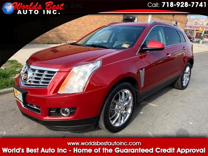 2013 Cadillac SRX FWD 4dr Performance Collection