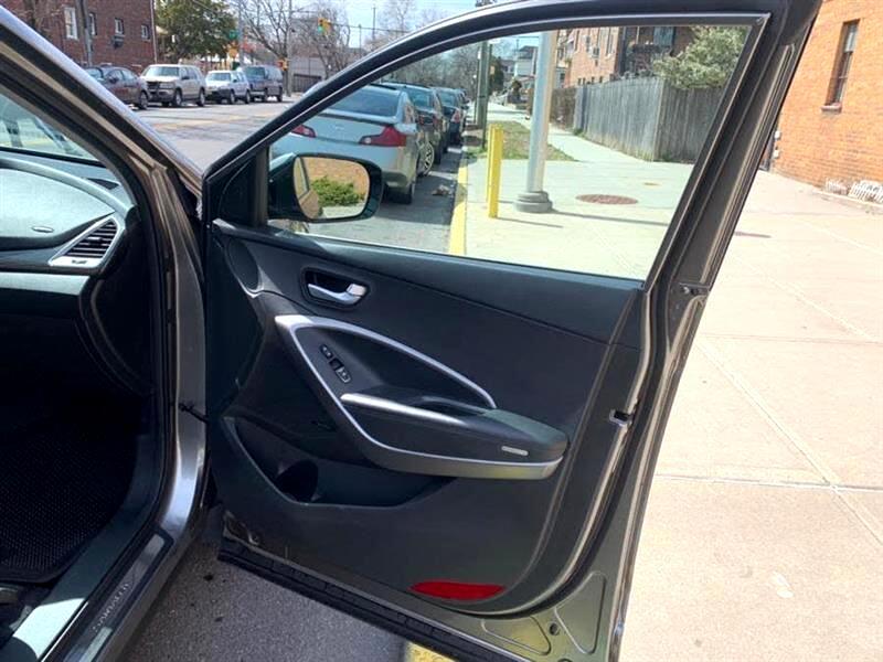 2016 Hyundai Santa Fe AWD 4dr 2.0T