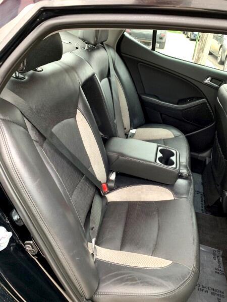 2012 Kia Optima 4dr Sdn 2.0T Auto SX