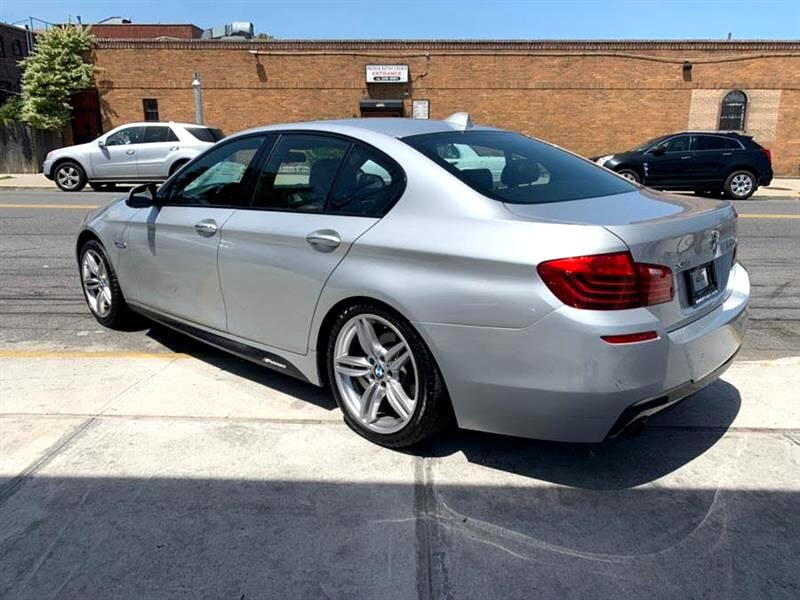 2015 BMW 5-Series 4dr Sdn 535i xDrive AWD