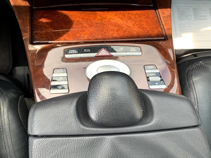 2010 Mercedes-Benz S-Class 4dr Sdn S 550 4MATIC