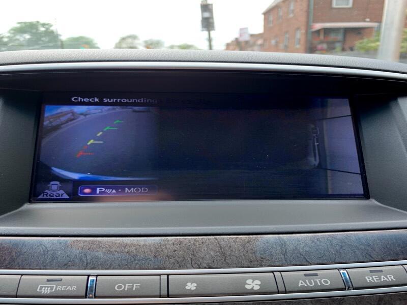 2015 Infiniti QX60 AWD 4dr