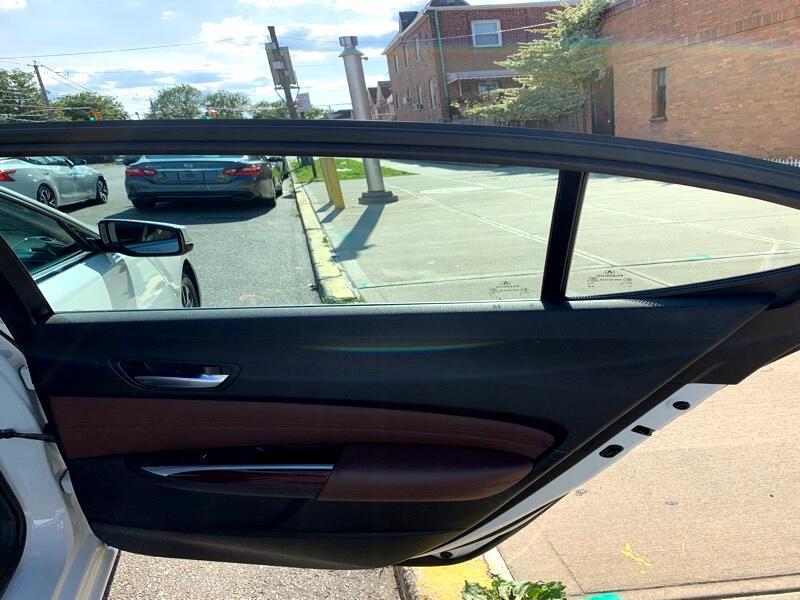 2015 Acura TLX 8-Spd DCT