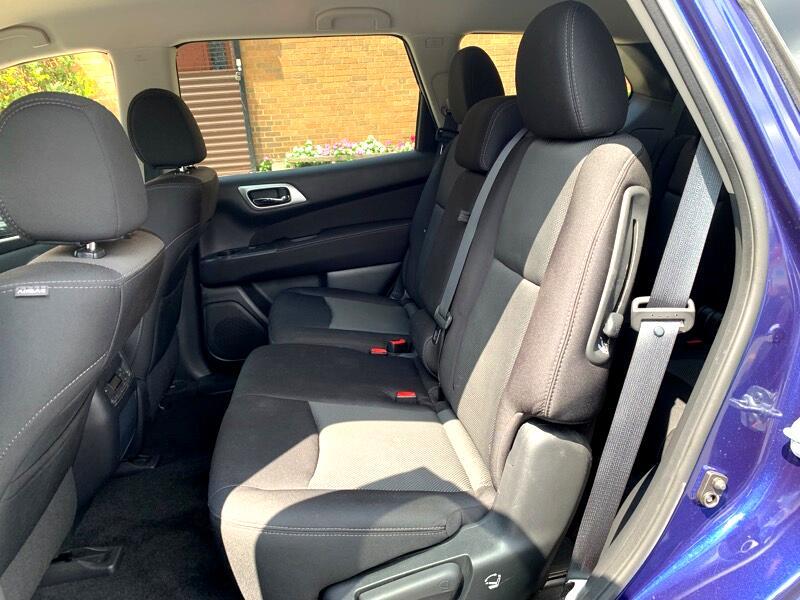 2017 Nissan Pathfinder S 4WD