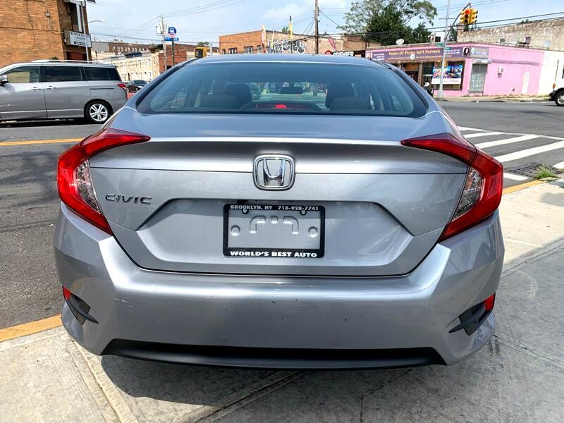 2016 Honda Civic LX Sedan CVT