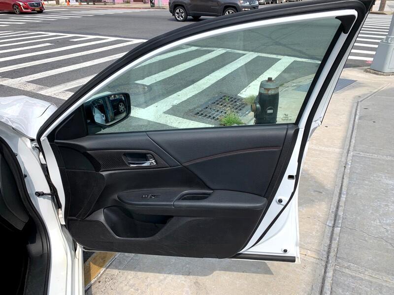 2017 Honda Accord Sport Special Edition CVT