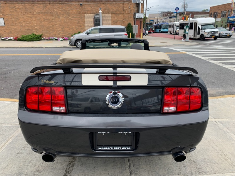 2009 Ford Mustang 2dr Conv GT Premium