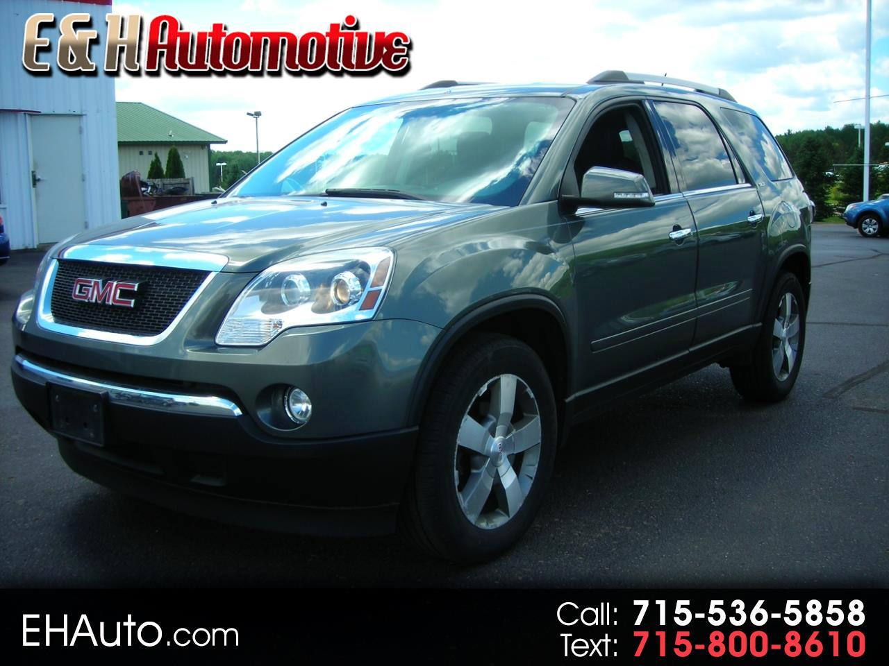 Used 2011 GMC Acadia for Sale in Merrill, WI 54452 E & H
