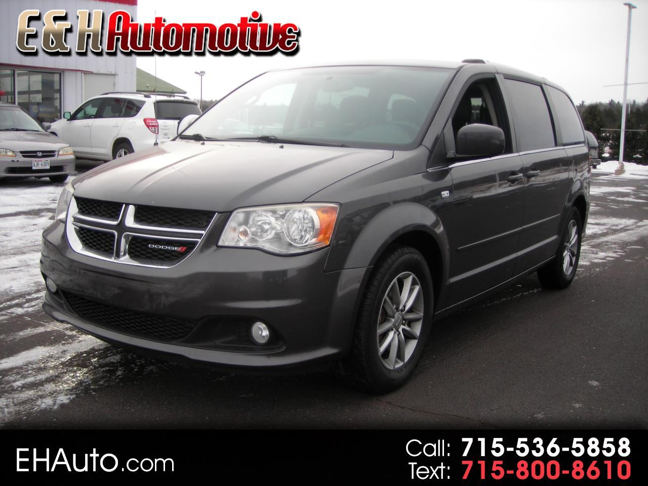 Dodge Grand Caravan 4dr Wgn SXT 30th Anniversary 2014