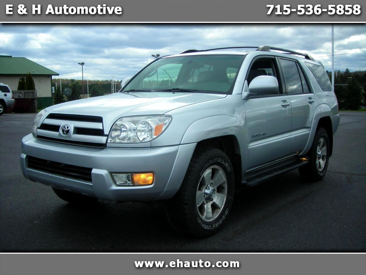 Toyota 4Runner 4dr Limited V6 Auto 4WD (Natl) 2005