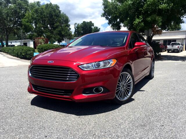 2013 Ford Fusion 4dr Sdn I4 SE FWD