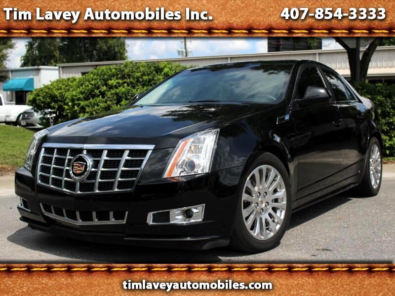 2013 Cadillac CTS 3.6L Premium w/Navi