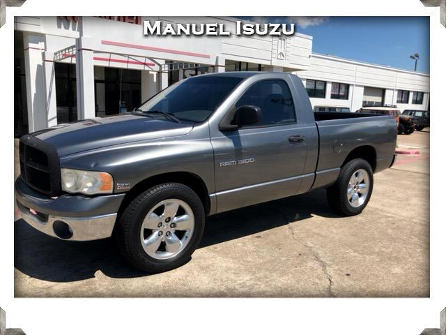 2005 Dodge Ram 1500 SLT Short Bed 2WD