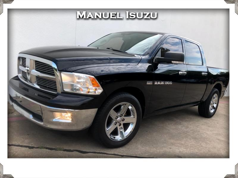 "2012 RAM 1500 Big Horn/Lone Star 4x2 Crew Cab 5'7"" Box"
