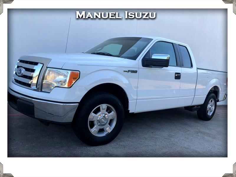 2010 Ford F-150 XLT 2WD SuperCab 6.5' Box