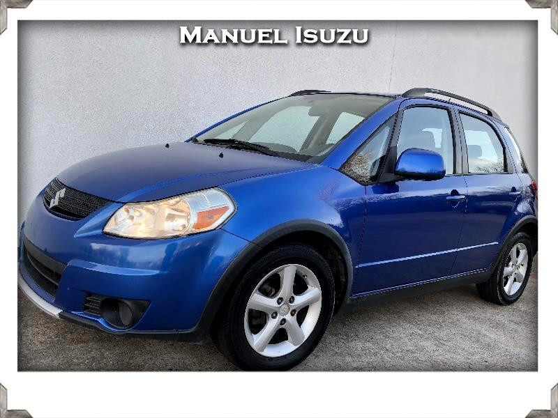 Suzuki SX4 Crossover Convenience AWD 2007