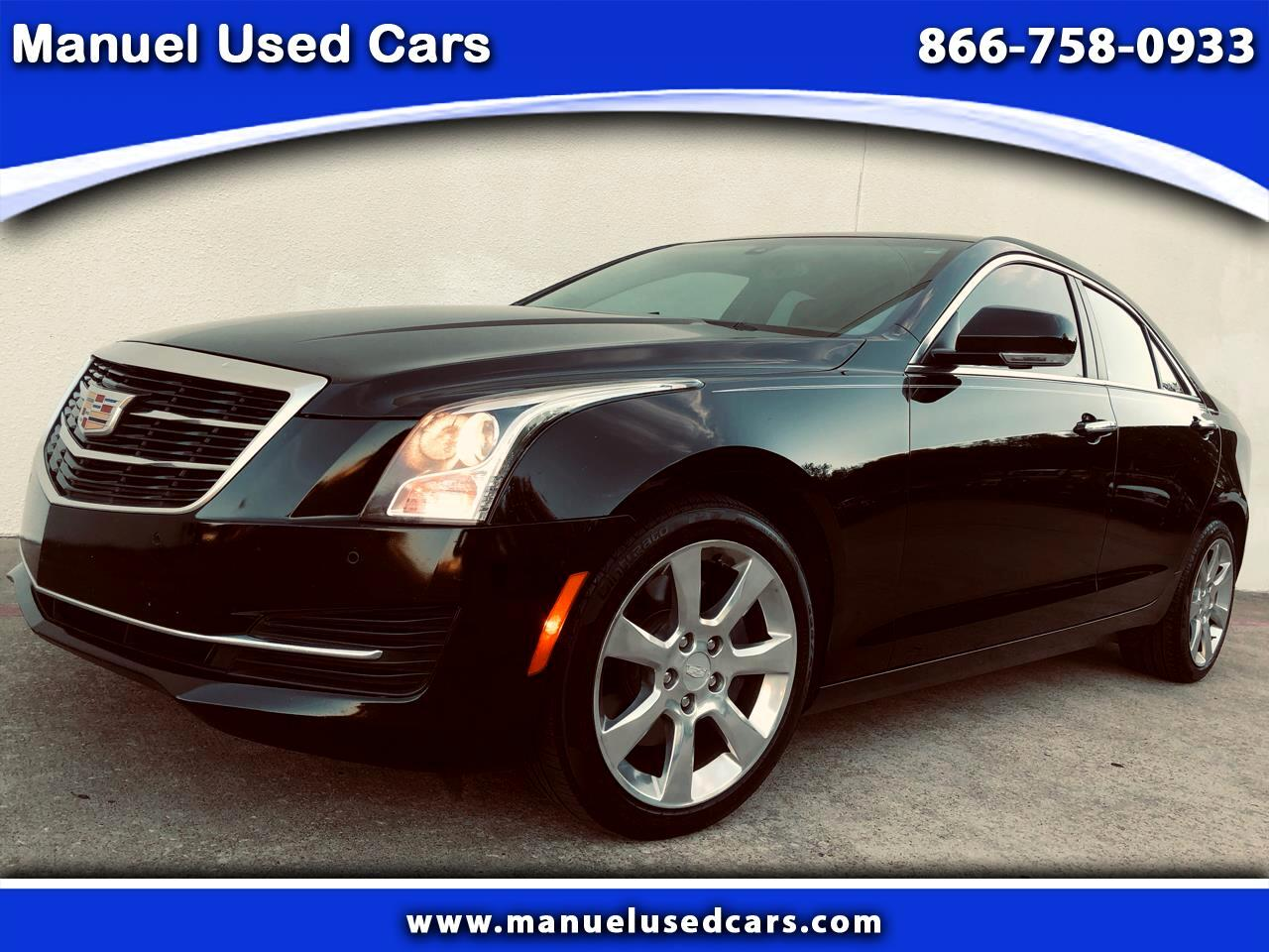 Cadillac ATS Sedan 4dr Sdn 2.0L Luxury AWD 2015