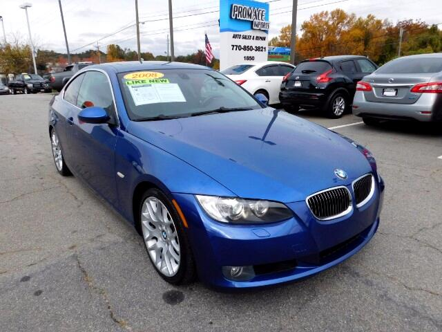 buy here pay here 2008 bmw 3 series 328i coupe for sale in marietta ga 30060 promace imports. Black Bedroom Furniture Sets. Home Design Ideas