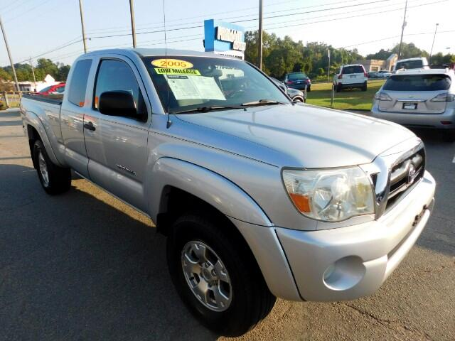 2005 Toyota Tacoma PreRunner Access Cab V6 Manual 2WD