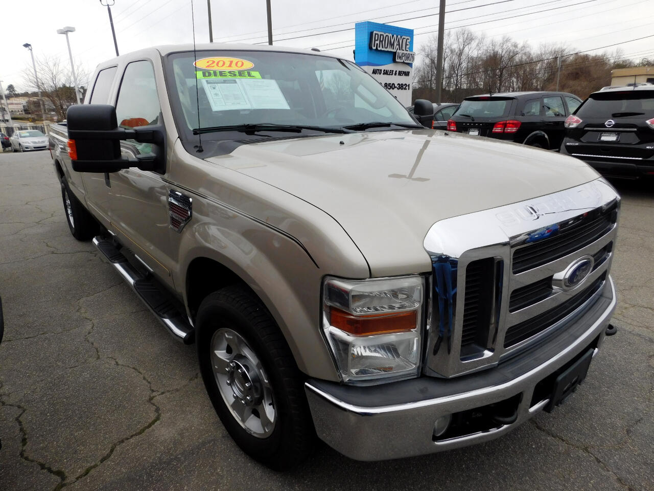 2010 Ford F-350 SD XLT Crew Cab Long Bed 2WD