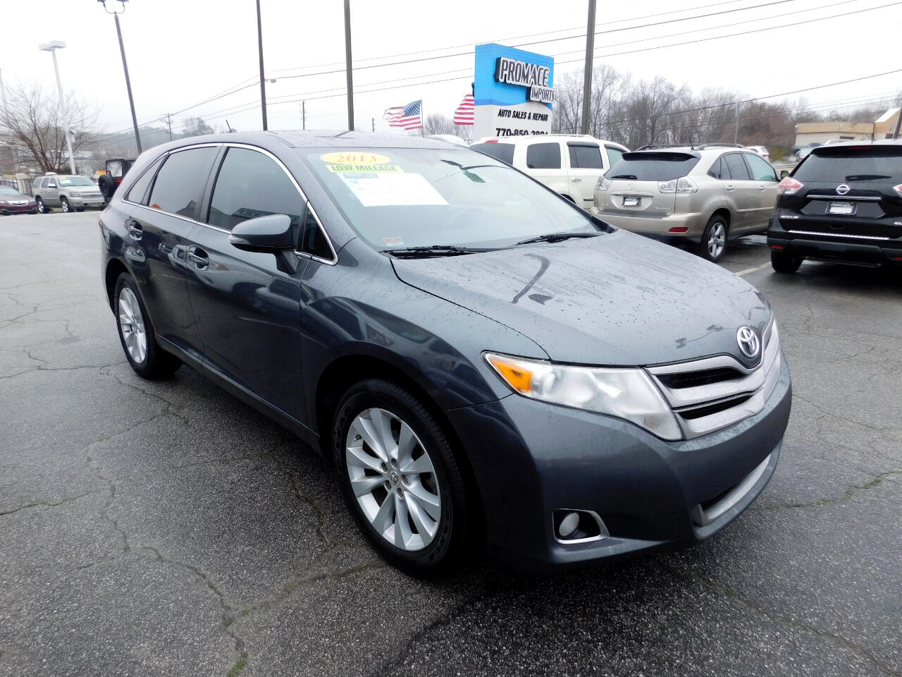 2013 Toyota Venza 4dr Wgn I4 FWD XLE (Natl)
