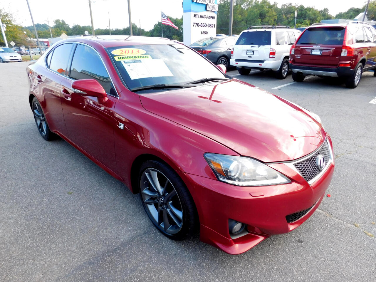 2013 Lexus IS IS 350