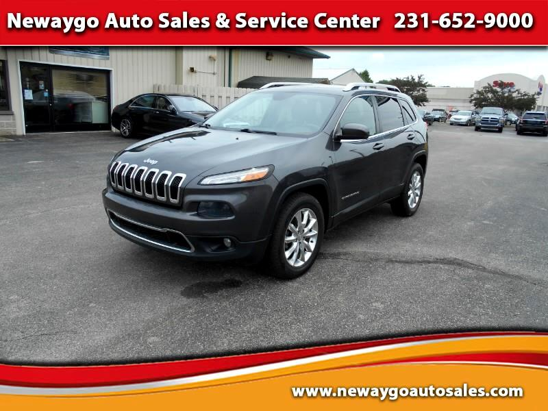 2015 Jeep Cherokee Limited 4WD