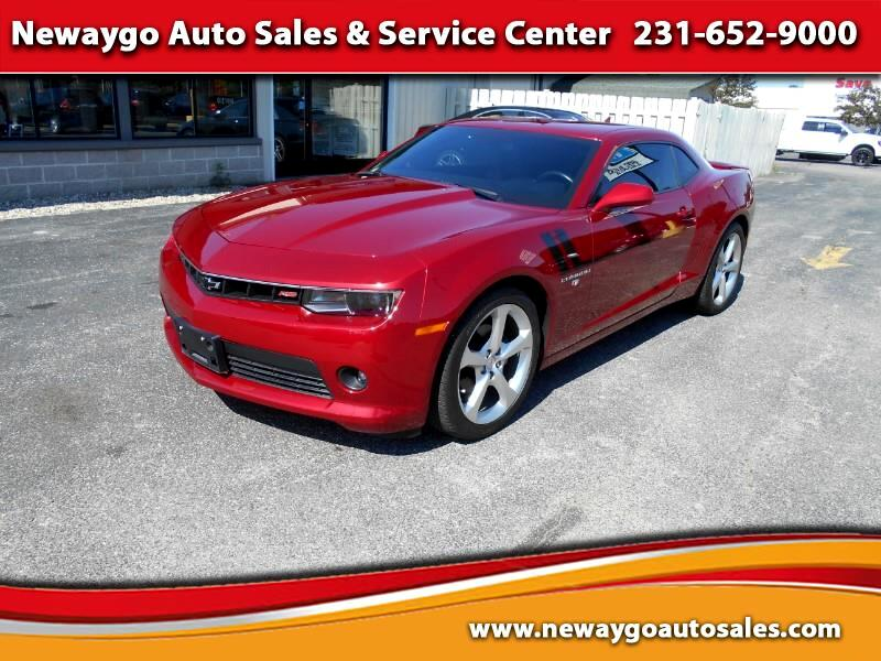 2015 Chevrolet Camaro 2dr Coupe RS