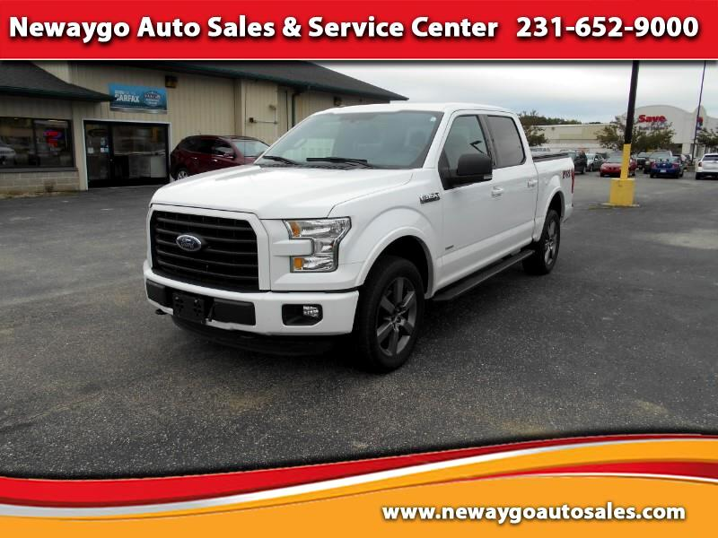 """2015 Ford F-150 4WD SuperCrew 145"""" FX4"""