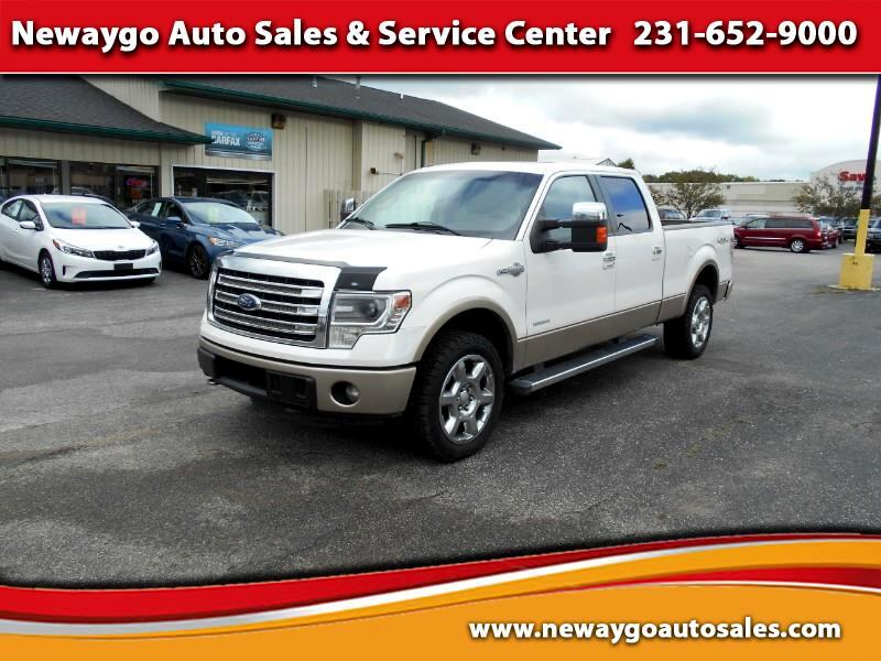 """2013 Ford F-150 4WD SuperCrew 139"""" King Ranch"""